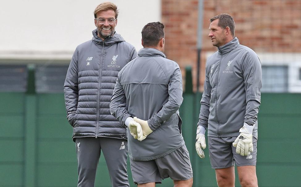 电讯报:利物浦将任命新的门将教练协助阿赫特贝格工作