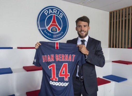 官方:巴黎圣日耳曼宣布签下拜仁后卫贝尔纳特