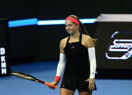 前法网冠军赢得中网开门红 比赛外还想逛逛北京城