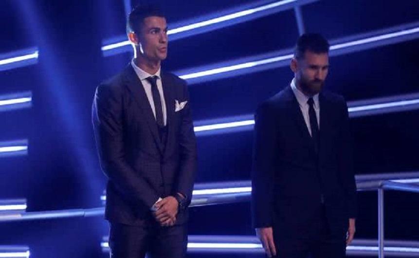 FIFA不满C罗梅西缺席颁奖礼 或出台强制出席规定