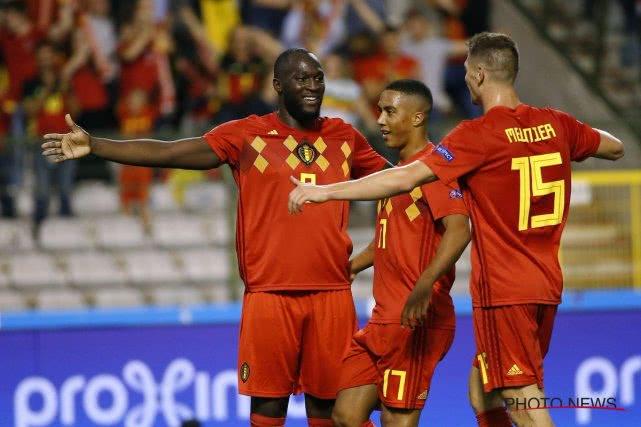 欧国联-比利时2-1击败瑞士两连胜 卢卡库梅开二度
