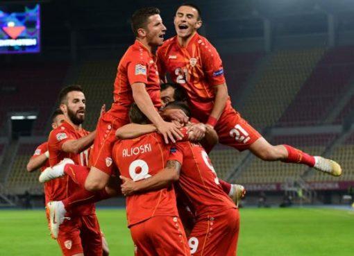 欧国联-黑山客场4-1大胜立陶宛 穆戈萨梅开二度