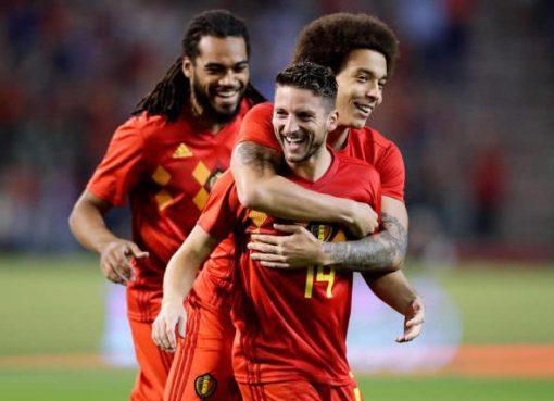 友谊赛-比利时1-1荷兰 默滕斯破门新星处子球