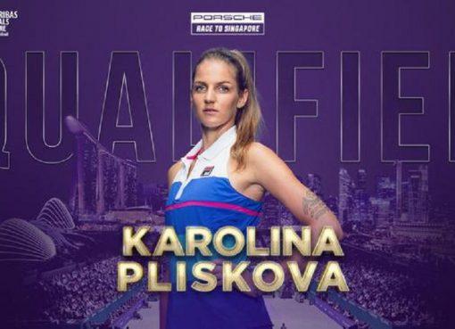 卡-普娃搭上总决赛末班车 WTA总决赛八娇全部产生