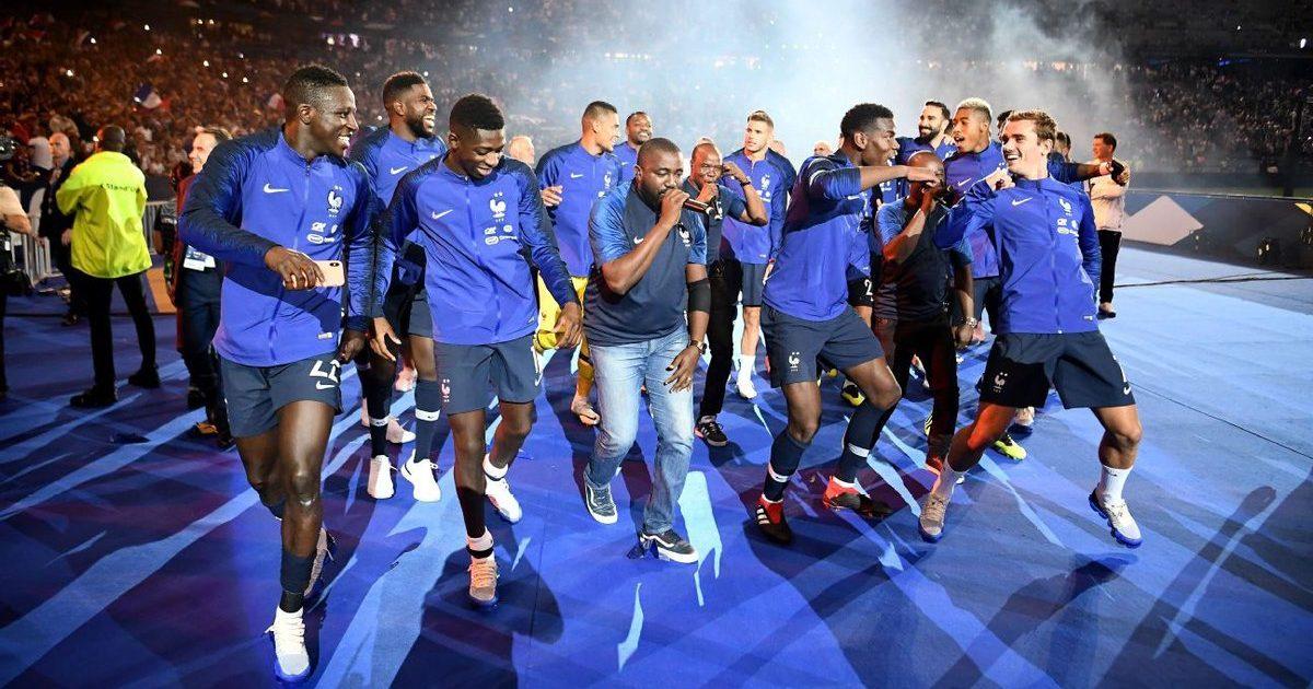 ESPN:博格巴自掏腰包,为法国队员购买世界杯冠军戒指