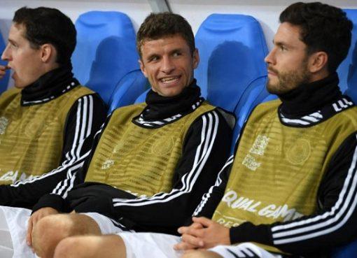 勒夫:穆勒能帮助年轻球员,他对德国队很重要