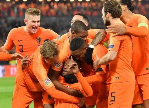 欧国联-荷兰2-0法国握出线主动权 德国提前宣告垫底降级