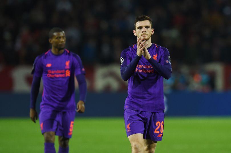 回声报:利物浦本赛季不会和罗伯逊谈加薪续约