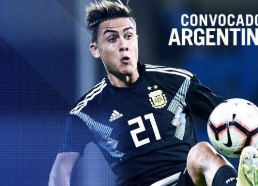 阿根廷大名单:梅西继续缺席 伊卡尔迪迪巴拉领衔