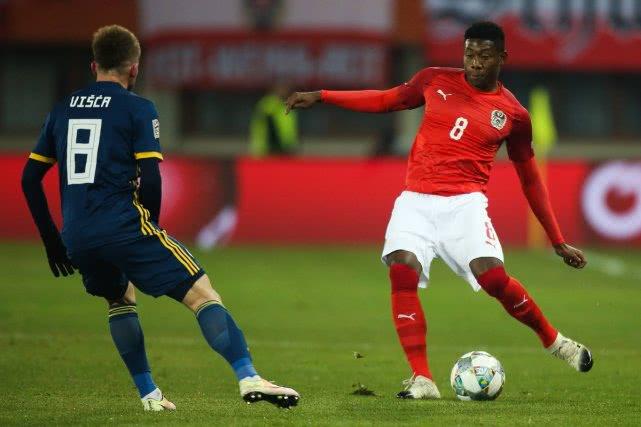 欧国联-波黑0-0平奥地利头名晋级 哲科错失良机