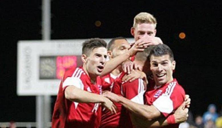 欧国联-白俄罗斯2-0卢森堡升至第1 德拉贡梅开二度