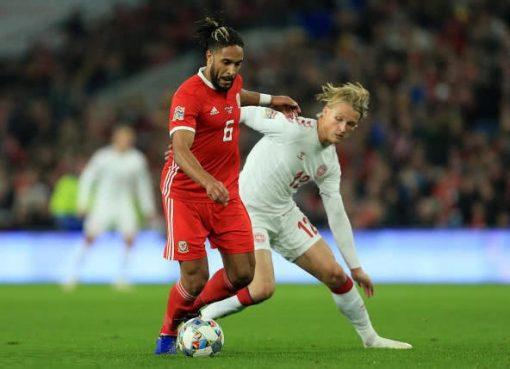 欧国联-丹麦2-1胜威尔士晋级 贝尔破门难救主