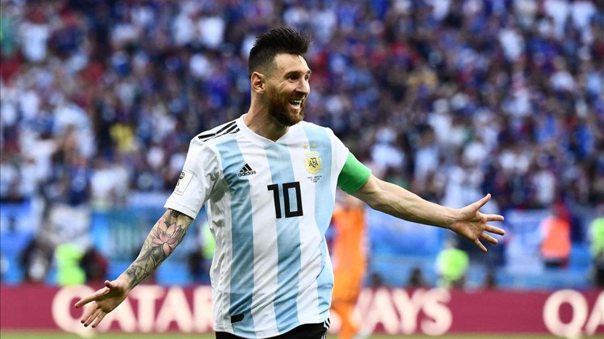阿根廷名宿:梅西一定会踢2022年世界杯