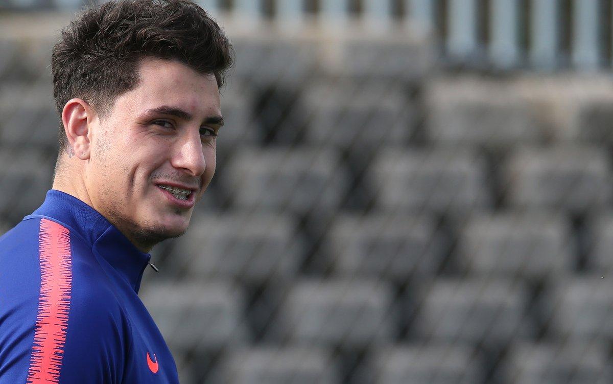 卢卡斯与吉梅内斯恢复训练,有望赶上与巴萨的联赛