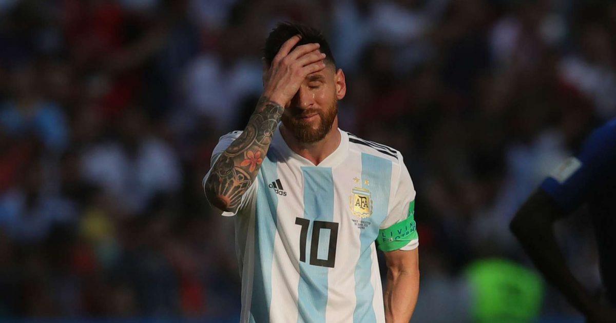 济科:梅西无需通过夺得世界杯来证明自己的实力
