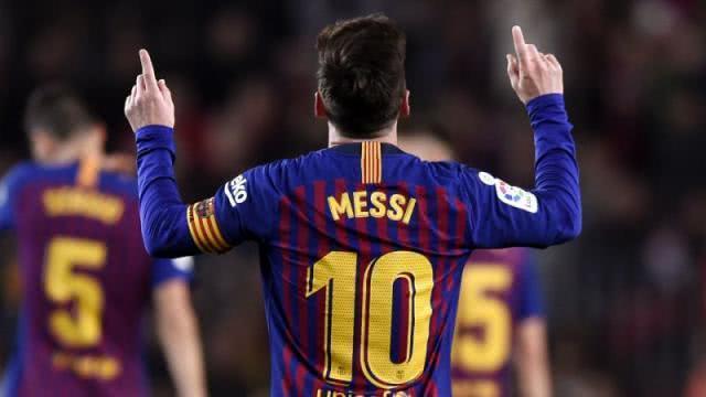 2018四大皆空 超级梅西要让2019重新成为梅西年