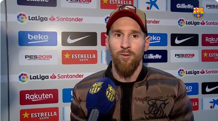 梅西:我没说不要国王杯啊,巴萨的目标是所有冠军