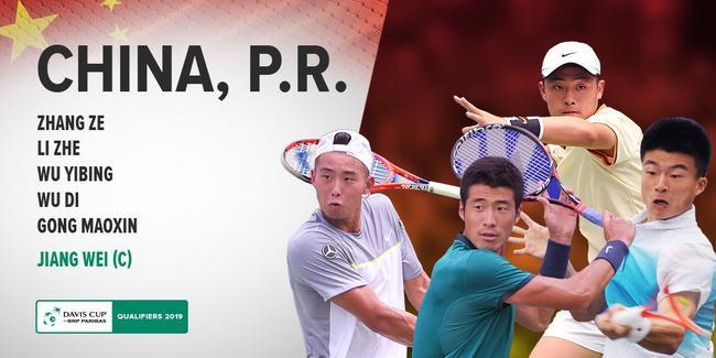 戴杯资格赛中国挑战日本 兹维列夫蒂姆亦将亮相