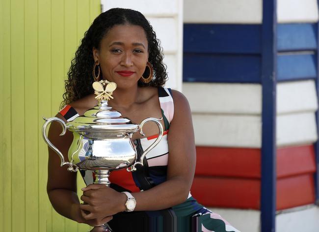 WTA专访大坂:不在意成名与否 妈妈甚至没恭喜我
