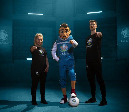 2020欧洲杯吉祥物公布,卡通人物斯基里希当选