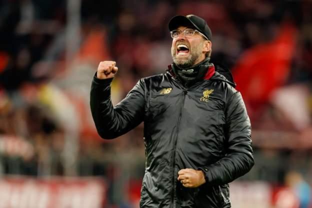 克洛普:我并非只想战胜拜仁,我想要和利物浦一起获胜