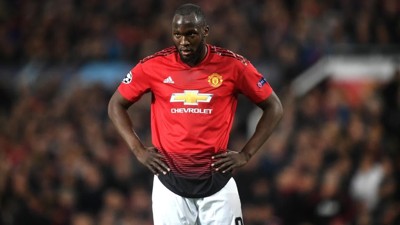 曼联计划出售卢卡库但咬定7500万镑 不想在他身上赔钱