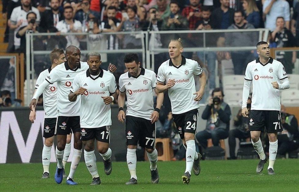 土超第32轮 贝西克塔斯2-1战胜Alanyaspor