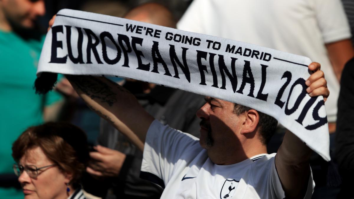 计划好了!若热刺拿下欧冠,将于次日进行胜利巡游