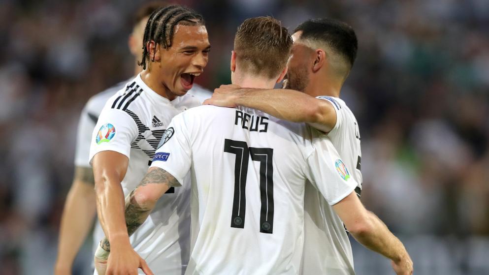 8球大胜仅排名德国历史大胜榜第8,最大比分是16-0