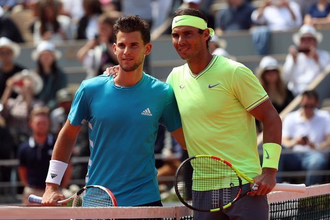 纳达尔再阻后辈第12次夺得法网冠军 大满贯第18冠