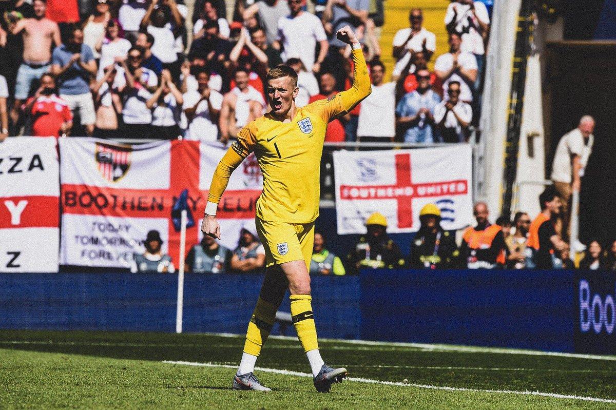 欧国联-英格兰点球6-5胜瑞士获季军 皮克福德神勇扑点立功