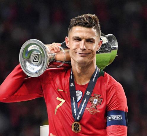 C罗:冠军献给葡萄牙人,我早已无需证明自己