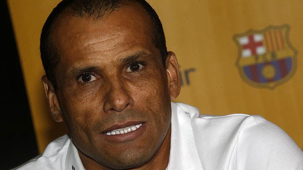 里瓦尔多:金球奖应该给梅西,他进了很多重要进球