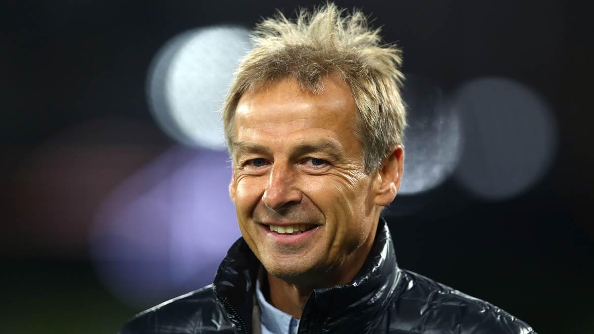 克林斯曼:我参与的是欧洲最令人兴奋的足球项目