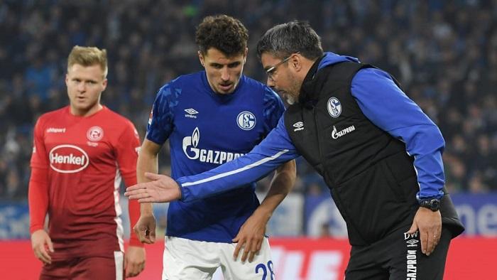 肌肉受伤,沙尔克边锋绍普夫将缺席奥地利国家队比赛