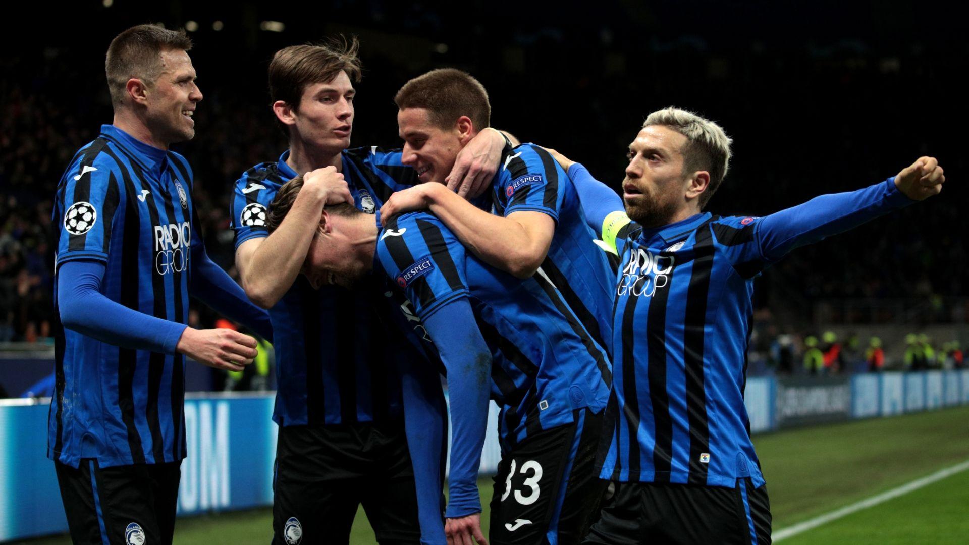 新军成牌面,本赛季欧冠淘汰赛首轮意甲仅亚特兰大获胜