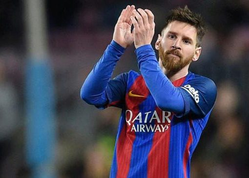 巴萨续约梅西敲定最高数值:年薪3500万欧元!
