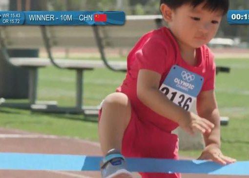 史上最萌奥运会诞生了! 这些宝宝中还有刘翔身影