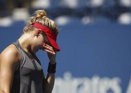 布沙尔因病毒感染退出WTA魁北克赛 复出日期未定