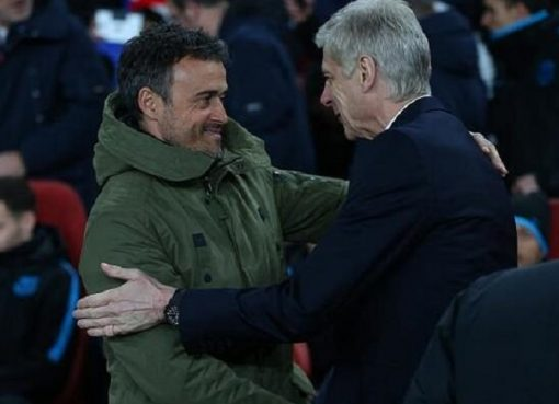 阿森纳选帅已接触恩里克 为未来争夺梅西做准备