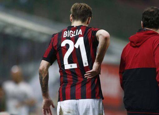 比格利亚希望赶上下个月初的意大利杯决赛