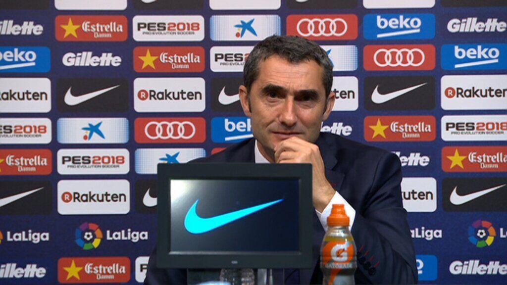 巴尔韦德:库蒂尼奥主导了比赛,之前没想过记录