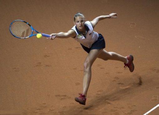 斯图加特赛普娃打破9个月冠军荒 斩获生涯第10冠