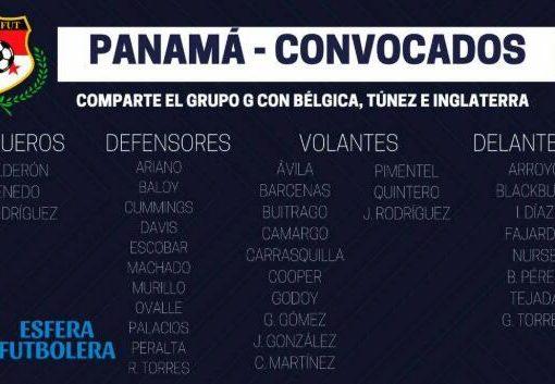 巴拿马公布35人初选名单 平民阵容首次征战世界杯