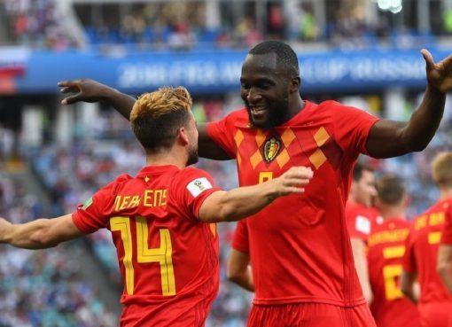 世界杯G组第1轮 比利时3-0横扫巴拿马