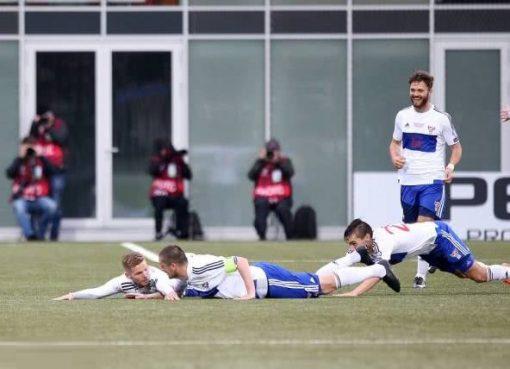 欧国联-法罗群岛3-1击败马耳他 传奇前锋破门