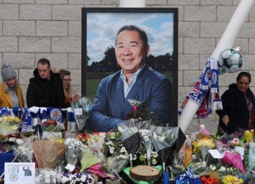 最后的敬意 莱斯特城群星将飞到泰国参加老板葬礼