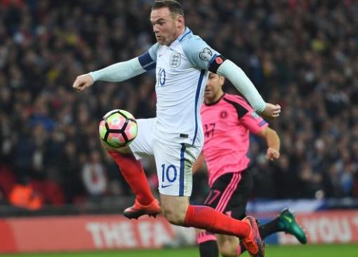 泰晤士报:英足总曾拒绝鲁尼踢热身赛的请求
