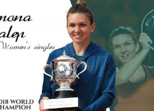 哈勒普首次问鼎ITF世界冠军 夺法网蝉联年终第一