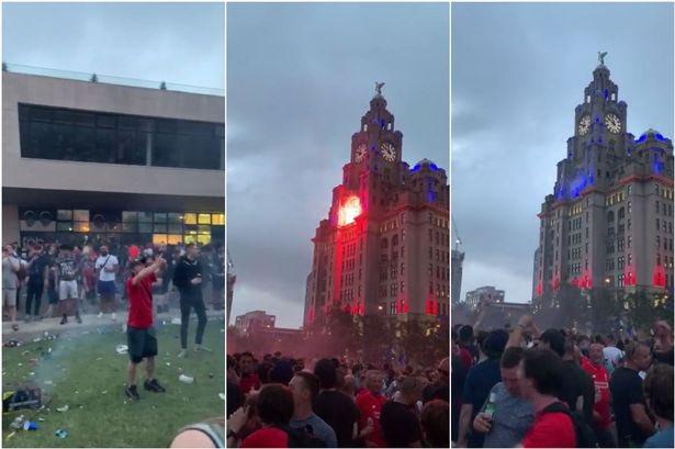 怒!皇家利物大厦被纵火后,利物浦市长正在考虑实行宵禁